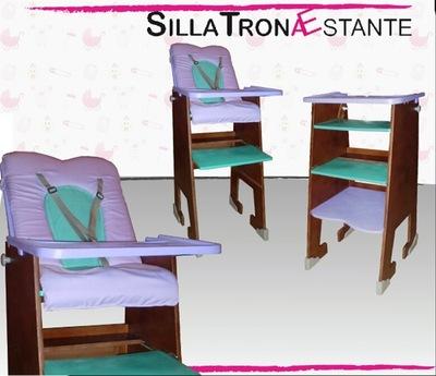 Design&Art - Silla Trona-Estante
