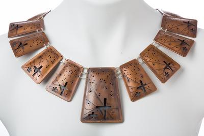Hosanna Rubio Metals and Jewelry - Rise Above