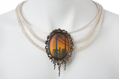 Hosanna Rubio Metals and Jewelry - Rigged