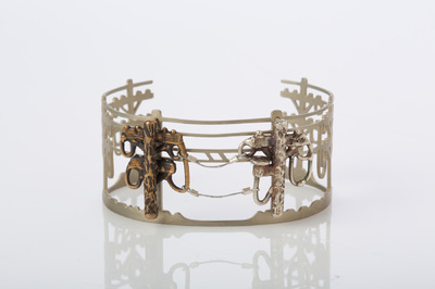 Hosanna Rubio Metals and Jewelry - Stand Out