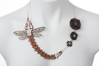 Hosanna Rubio Metals and Jewelry - Heavy Burden