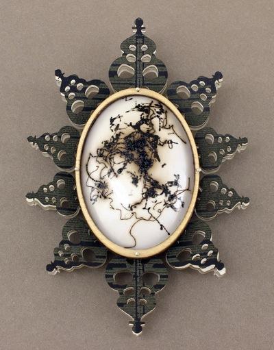 Hosanna Rubio Metals and Jewelry - Shadow