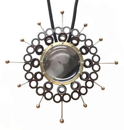 Hosanna Rubio Metals and Jewelry - Prick