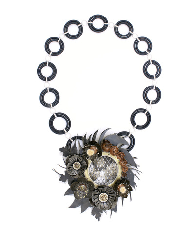 Hosanna Rubio Metals and Jewelry - In the Shadow of Your Poison Tree