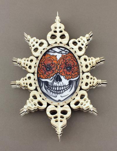 Hosanna Rubio Metals and Jewelry - Vanitas
