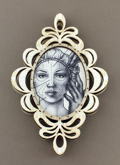 Hosanna Rubio Metals and Jewelry - Waiting