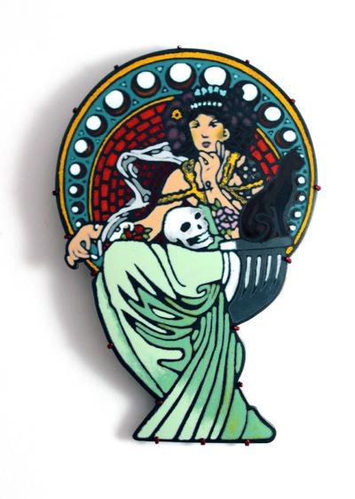 Hosanna Rubio Metals and Jewelry - Simulacrum