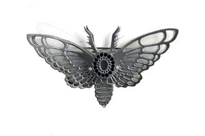 Hosanna Rubio Metals and Jewelry - Psychopomp 3