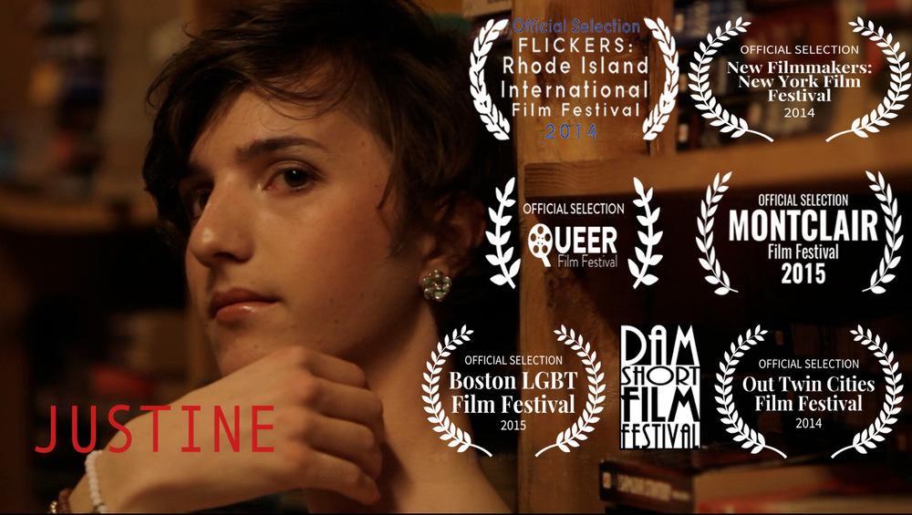 Eric Shahinian - A transgender teenager navigates a romantic encounter.