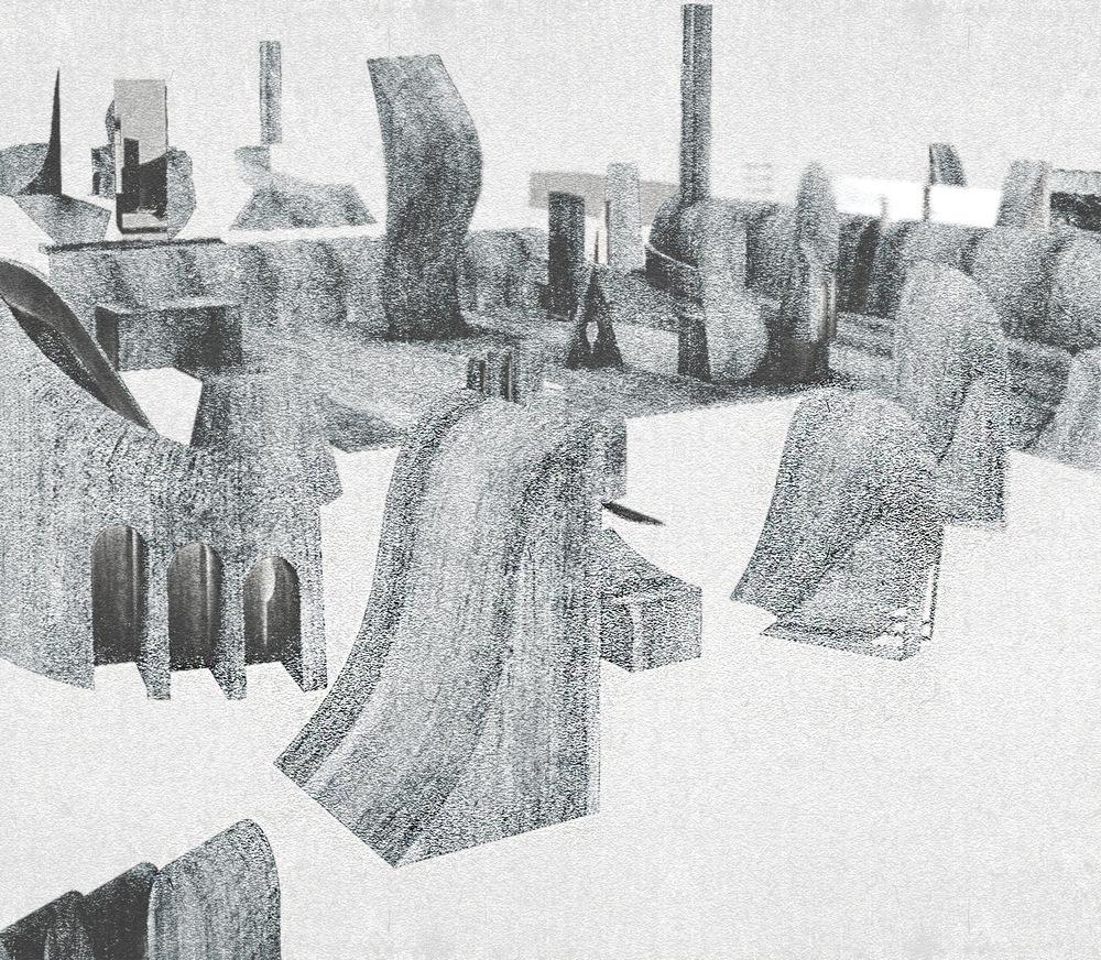 XIAOXI LI - 2008Sculpture--------2015Interior Architecture