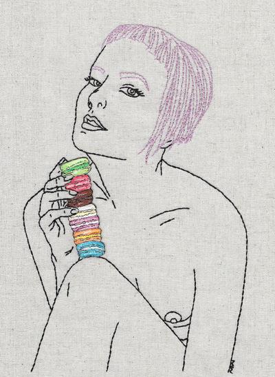 tsurubride - Les Macarons