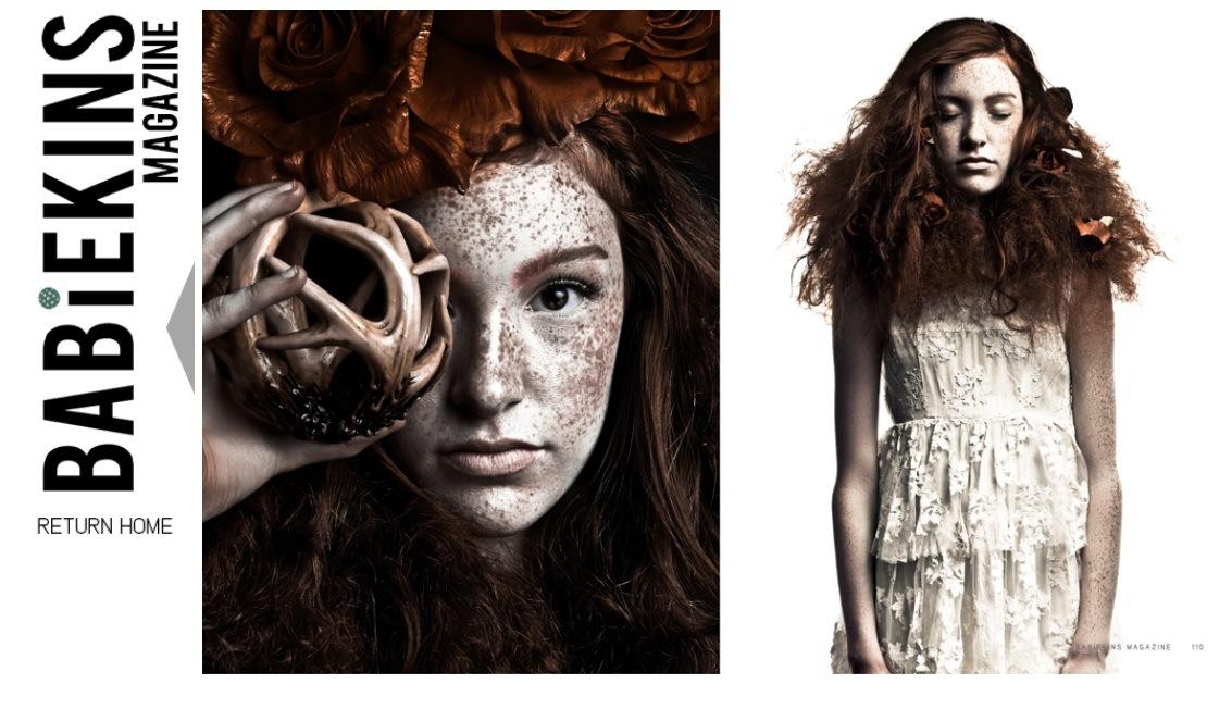 Morgan Shayne - Babiekins Magazine