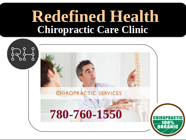 Redefined Health - Edmonton Chiropractor - best chiropractor in Edmonton