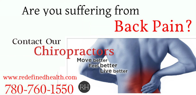 Redefined Health - Edmonton Chiropractor - Effective conservative chiropractic Care