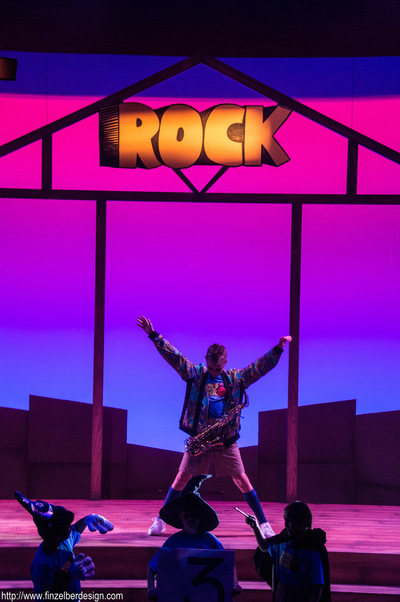 finzelber design - Schoolhouse Rock Live! Jr.