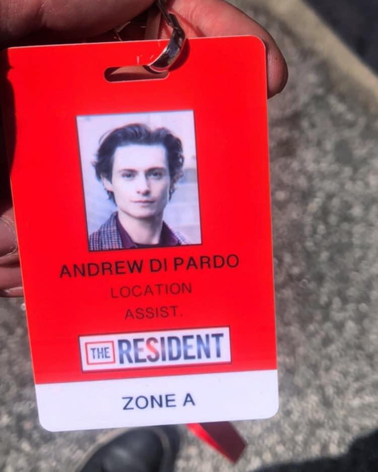 Andrew Di Pardo -