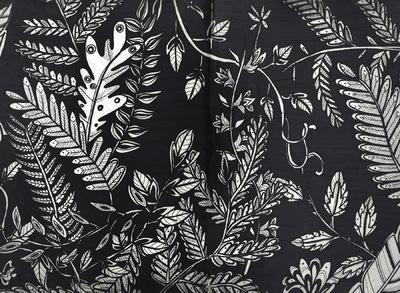 Portafolio - Flores blanco y negro 2013