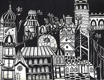 Portafolio - Estambul recuerdos 2014