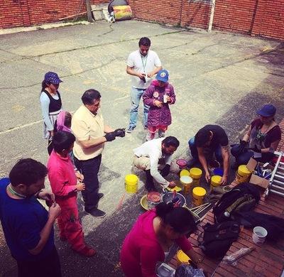 Ciudad Sostenible - Nuestro Equipo de voluntarios trabajando fuertemente