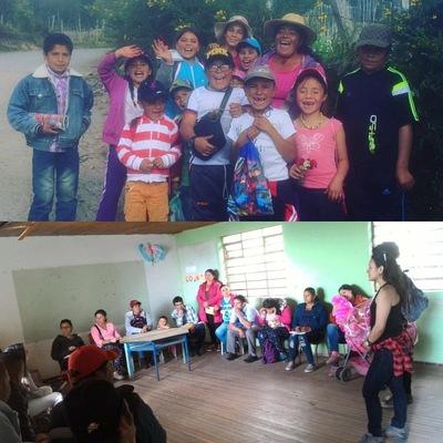 Ciudad Sostenible - Los #NiñosLectores los más felices con el proyecto