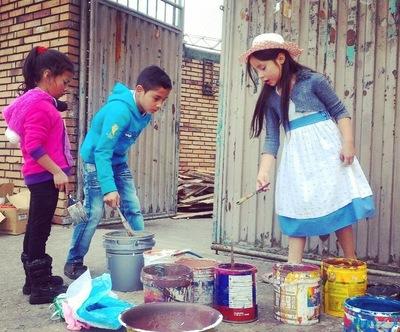 Ciudad Sostenible - Niños comprometidos