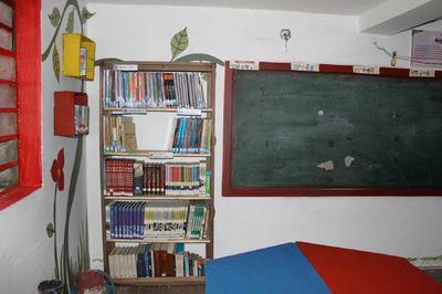 Ciudad Sostenible - Biblioteca Rural Los Soches