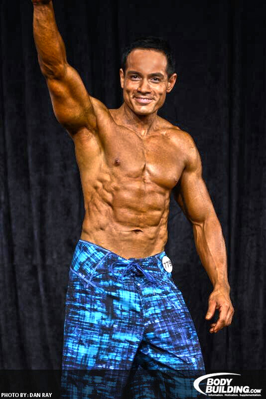 Tony Tirado Training -