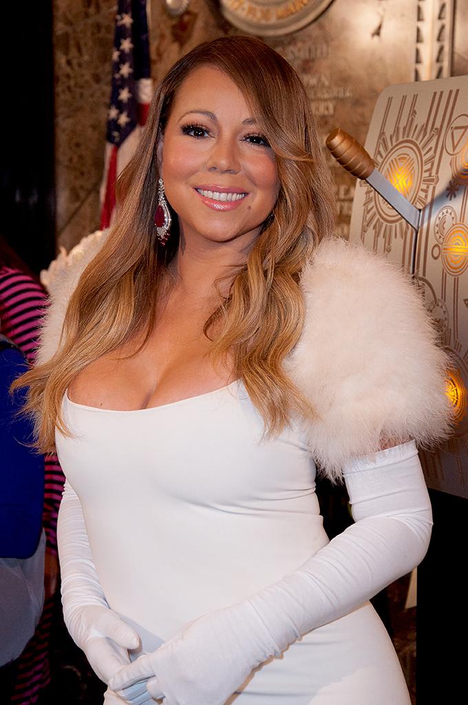 Celebrity photos alvin mendoza for Mariah carey jewelry line claire s