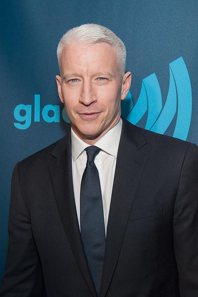 Alvin Mendoza - Anderson Cooper