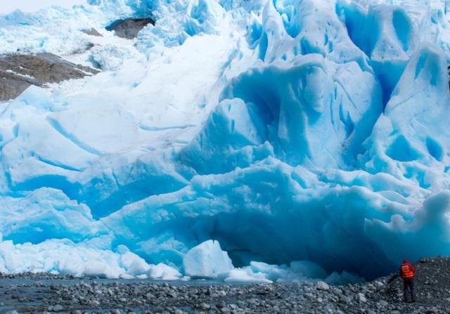 photosbyannika - Glaciär, Chile