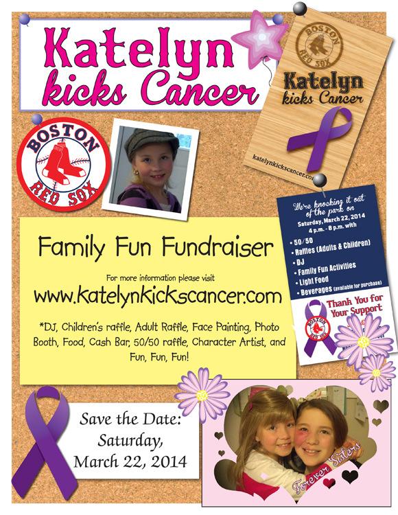 Artist Pen - Kathleen Kicks Cancer Poster