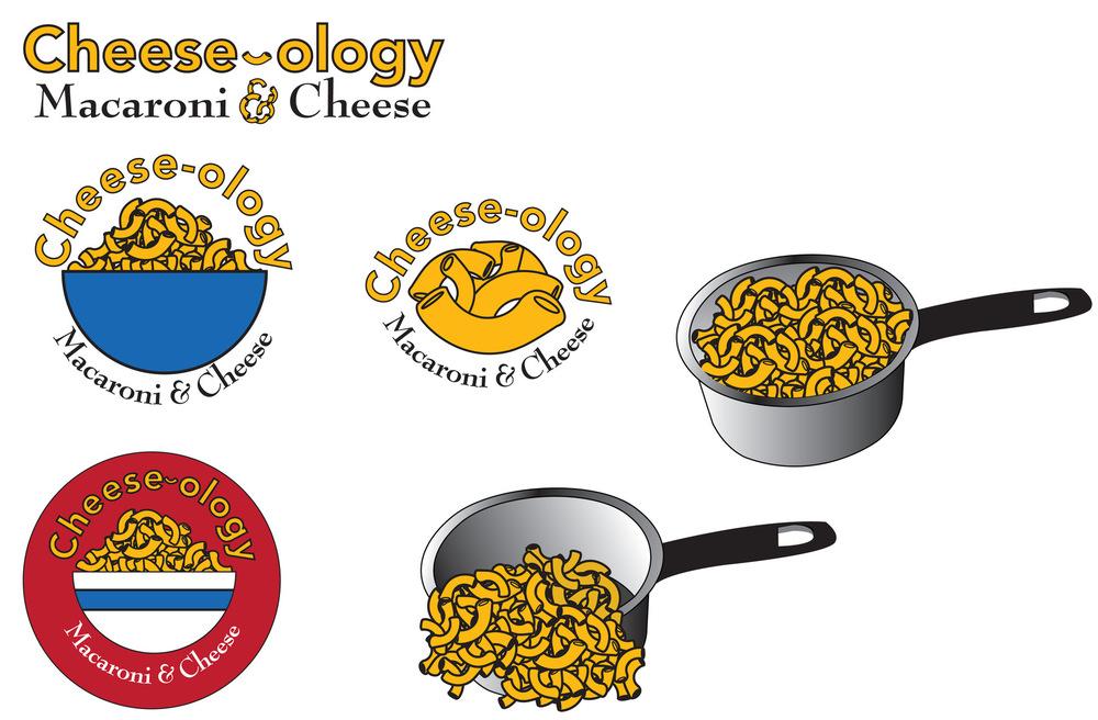 Artist Pen - Cheeselogo Logo Example