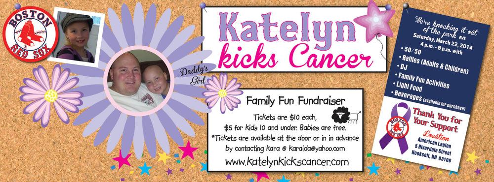 Artist Pen - Kathleen Kicks Cancer Facebook Header
