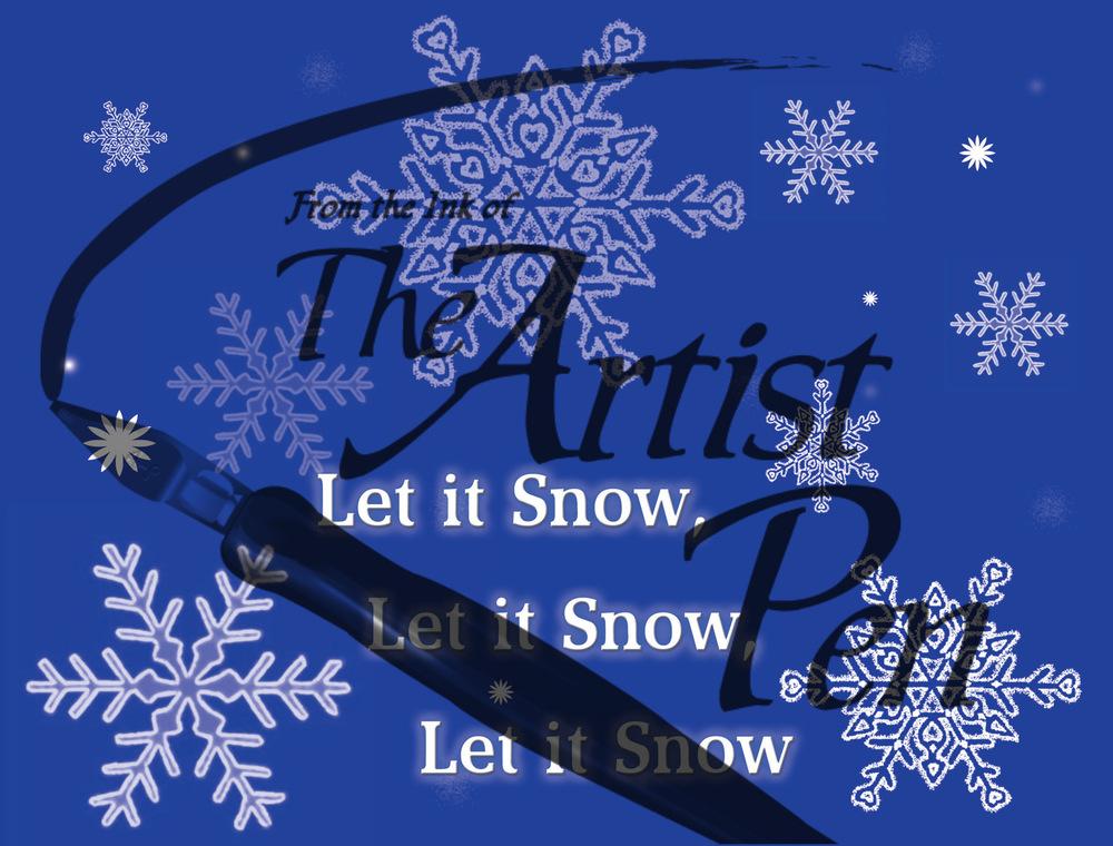 Artist Pen - 2013 Graphic Design for Christmas Card Fund Raiser