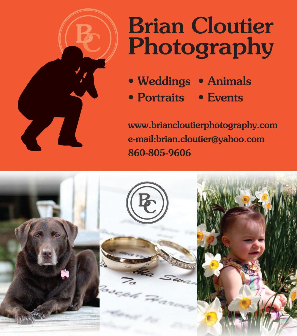 Artist Pen - Front/Back Business Card Photographer