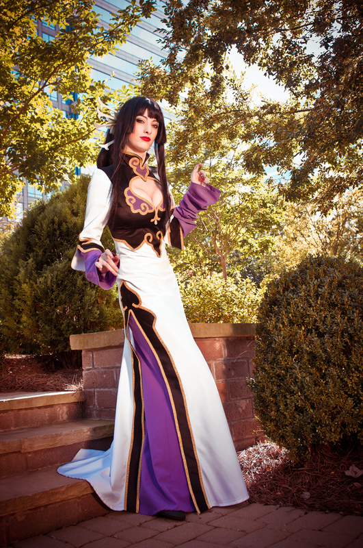 tly cosplay photography -