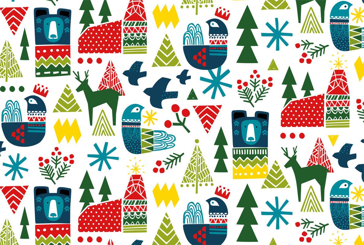 mfa -- designer textile - Noël au musée -- client : Musée de la civilisation