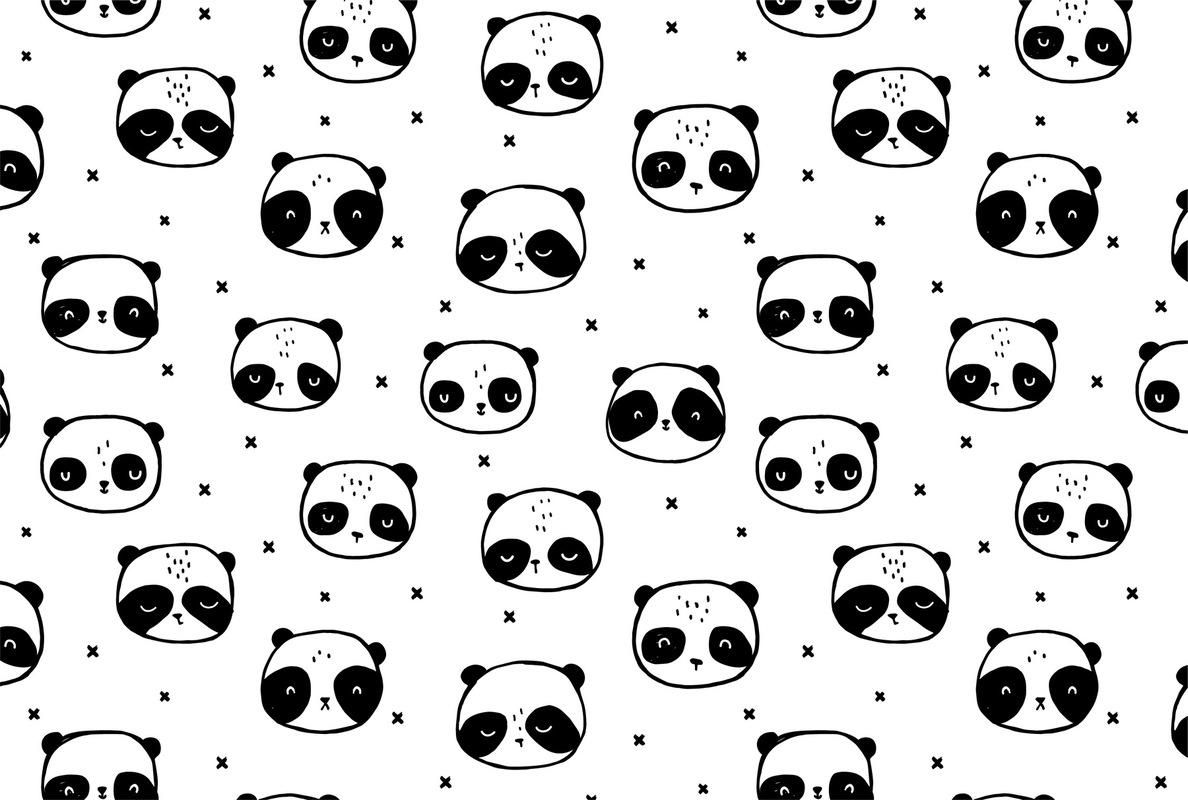 mfa -- designer textile - pandas -- client : Souris Mini, direction artistique Paule et Annie Bellavance