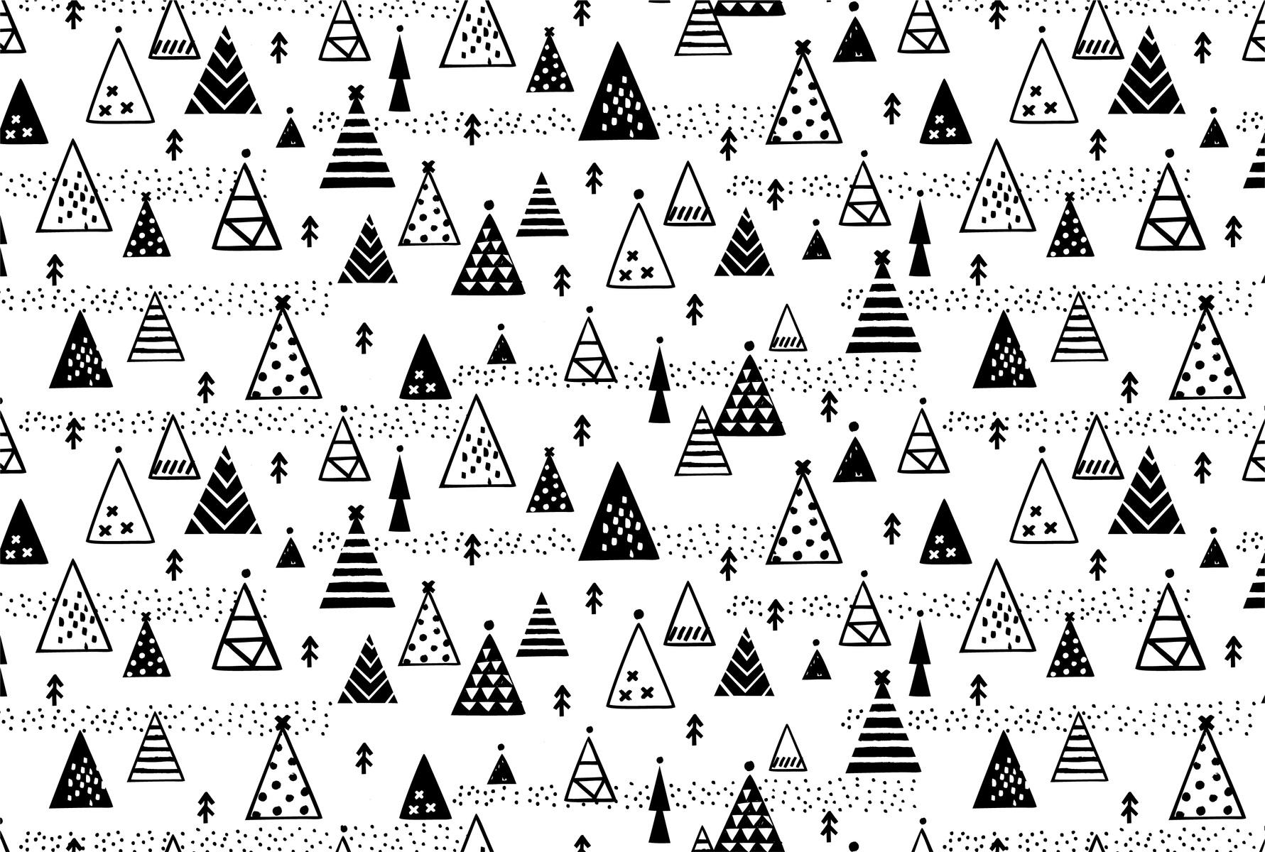 mfa -- designer textile - sapins -- client : Baba Souk