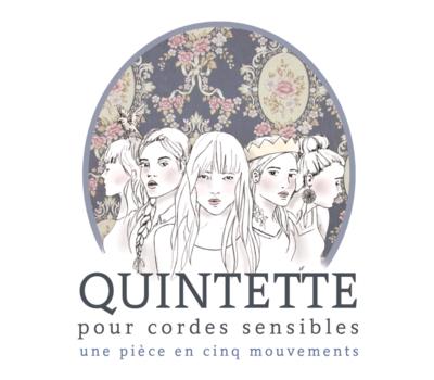 Anne Frédérique Préaux - Quintette pour cordes sensibles (2014)