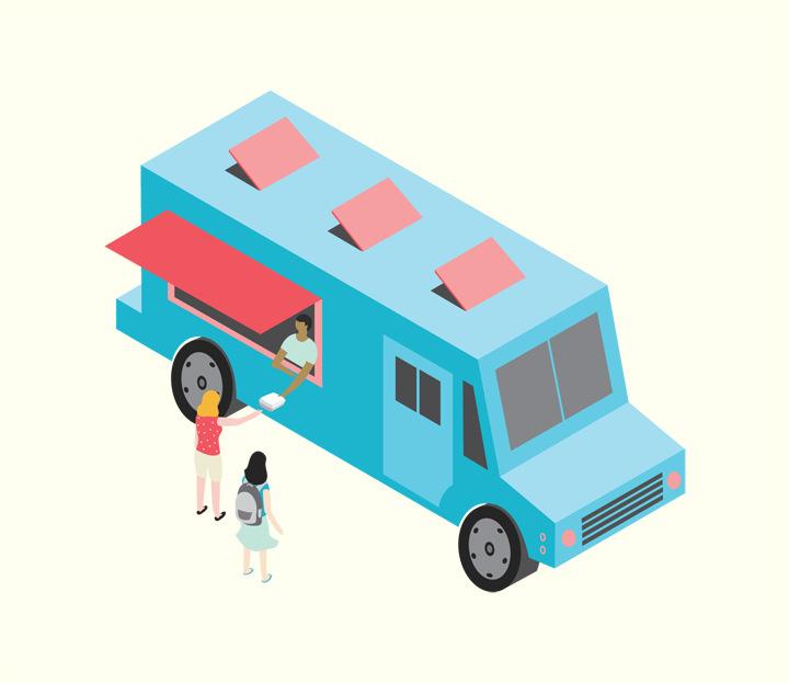 Portfolio:Doran Woo - Food Truck / The Varsity