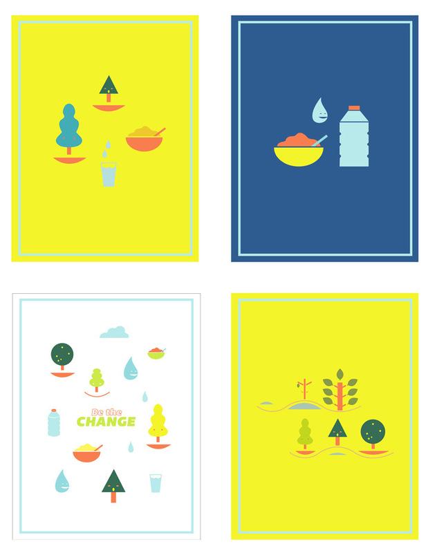 Portfolio:Doran Woo - Greeting card / personal