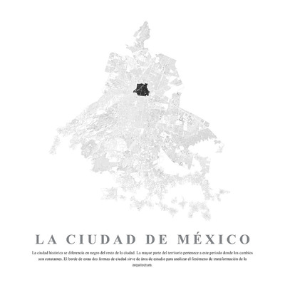 Lucía Villers - Cartographies of temporality - Mexico City - FONCA grant (2014)