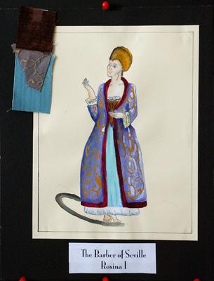 Ariel Wang - The Barber of Seville - Rosina I