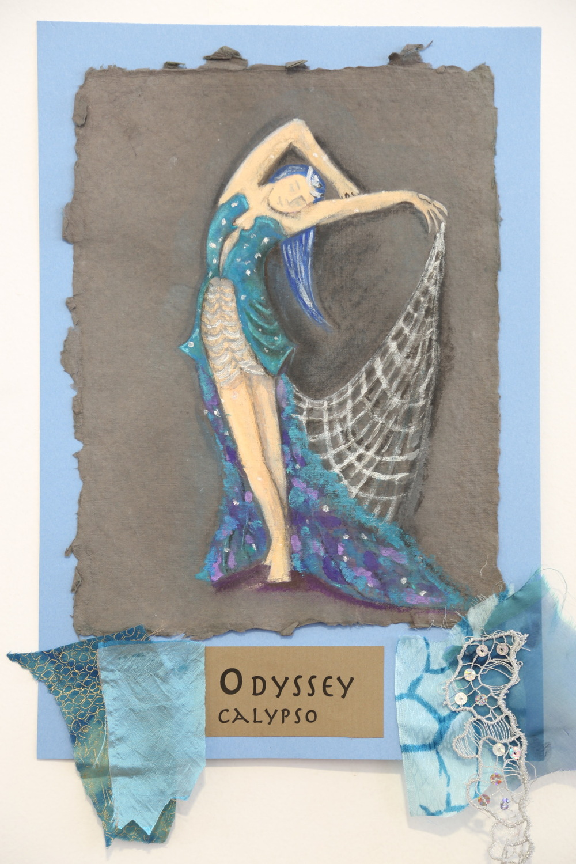 Ariel Wang - The Odyssey