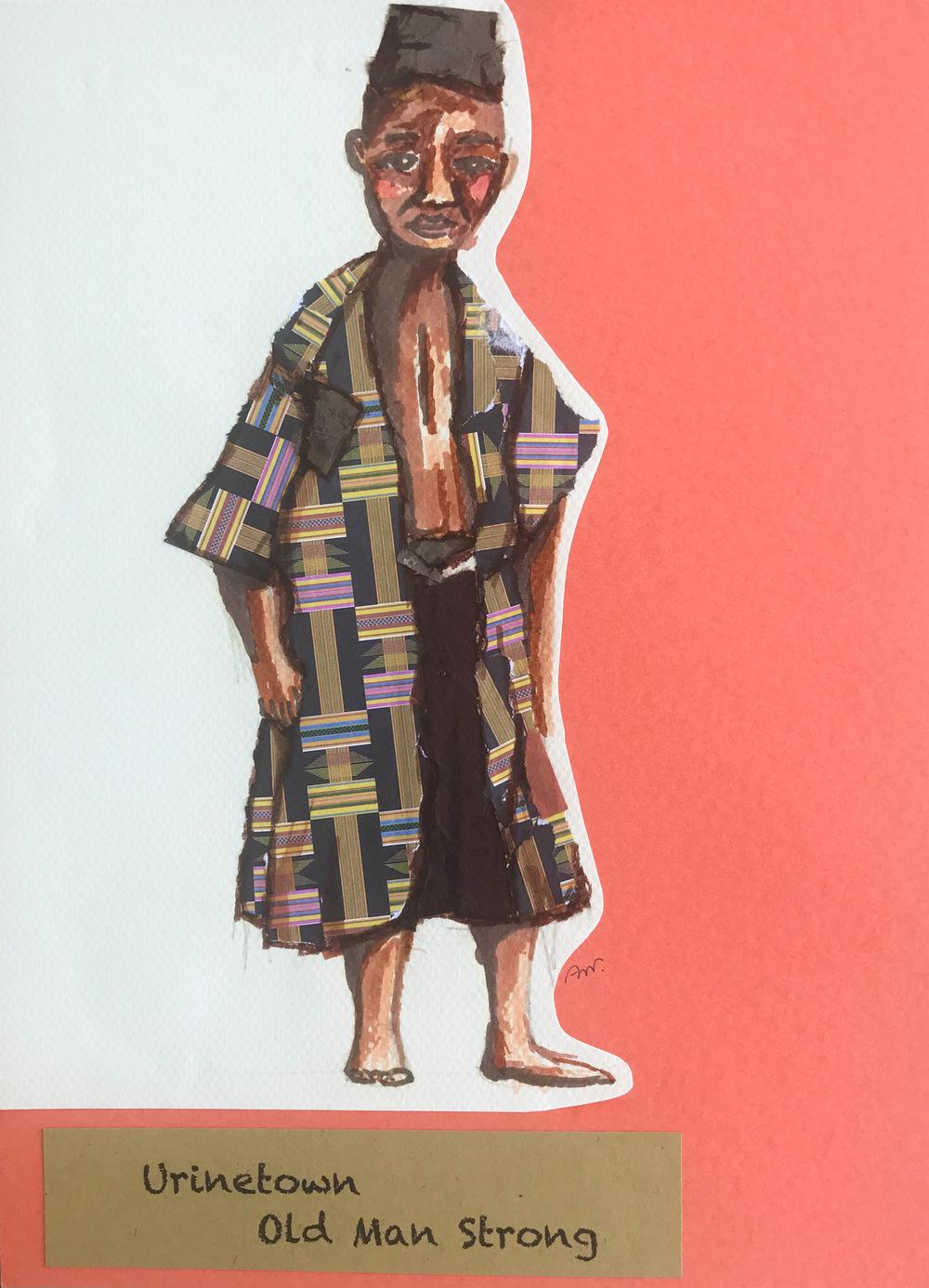 Ariel Wang - Urinetown-- Old Man Strong