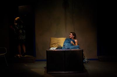 Ariel Wang - Jamie & Sandra-Mauckingbird Theatre-Beautiful Thing