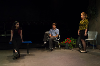 Ariel Wang - Leah,Jamie and Sandra-Mauckingbird Theatre-Beautiful Thing