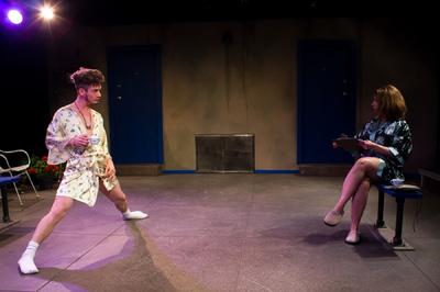 Ariel Wang - Sandra & Tony-Mauckingbird Theatre-Beautiful Thing