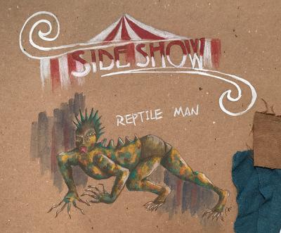 Ariel Wang - Reptile Man